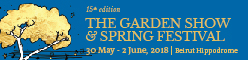 The Garden Show and Spring Festival - 30 May 2018