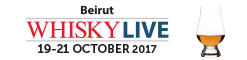 Whisky Live Beirut 17 - 19 October 2017