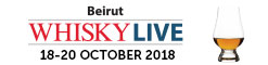 Whisky Live Beirut - 18 October 2018